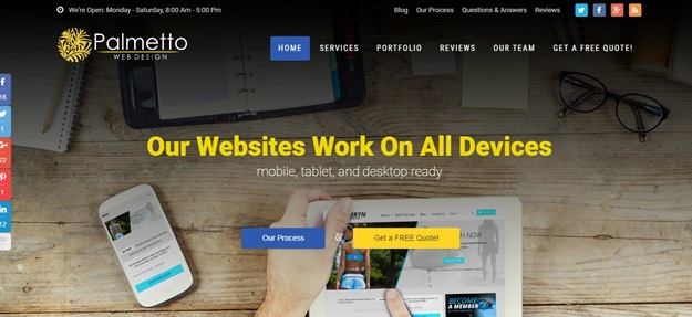 Palmettowebdesign